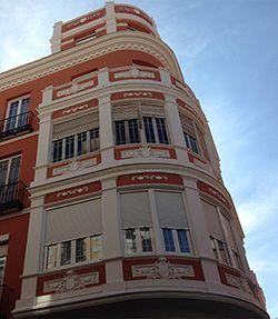después de la rehabilitación del edificio Madrid y Guadalajara